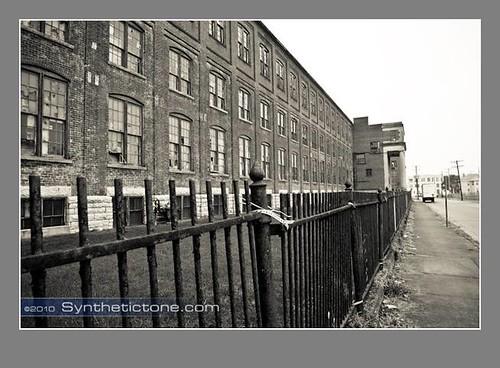 Old Dayton Industrial Street