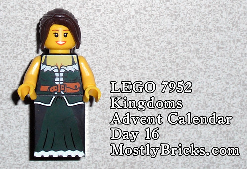 LEGO 7952 Kingdoms Advent Calendar Day 16