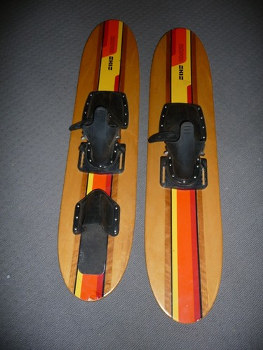 old trick skis