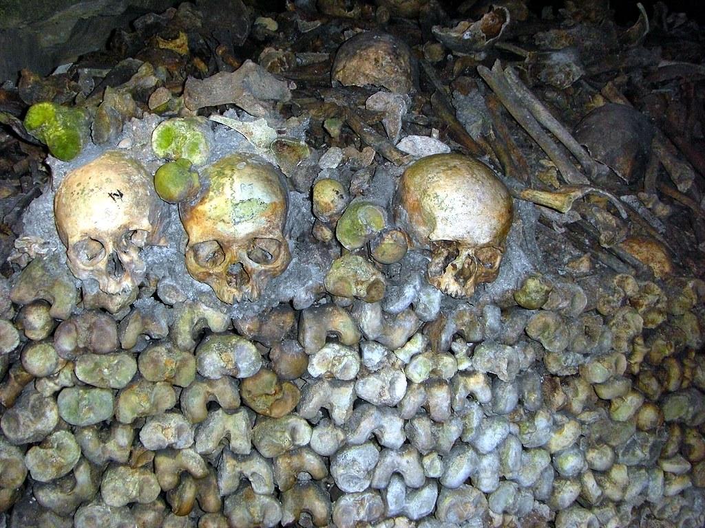 L'empire de la mort, The Catacombs, Paris