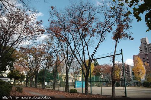 Near Higashi Betsuin Station