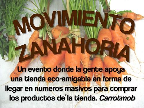 Movimiento Zanahoria