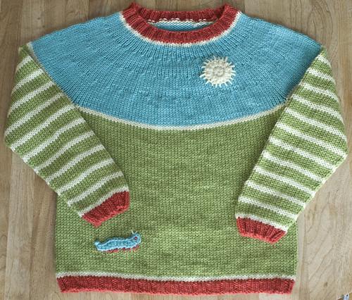 Sunny's Sweater