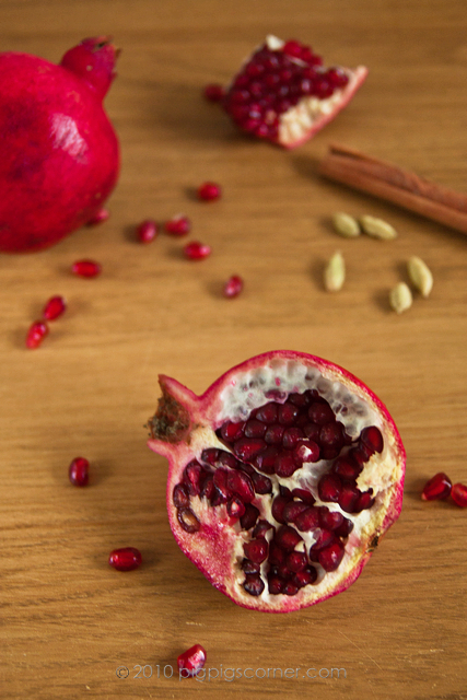 Fesenjan pomegranate