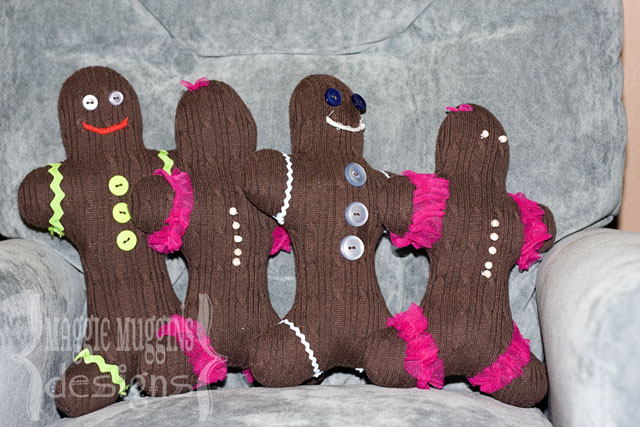 All Gingerbread Men
