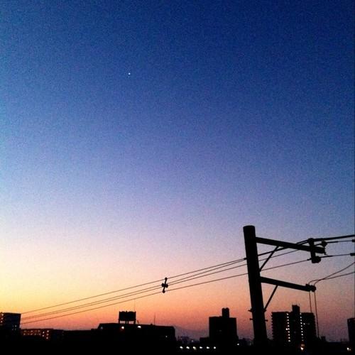 今日の写真 No.107 – 昨日Instagramに投稿した写真(4枚)/iPhone4 + Photo fx、Phototreats