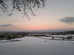 Snowy Yatton (Gareth Wonfor (TempusVolat)) Tags: yatton snow somerset n8 sunset cadburyhill nokian8 nokia gareth mrmorodo tempusvolat tempus volat flickr getty interesting image picture gw cameraphone nseries mobilephone mobile phone wideangle 12mp 28mm f28 carlzeiss zeiss nokianseries landscape landscapes geotagged garethwonfor mr morodo wonfor