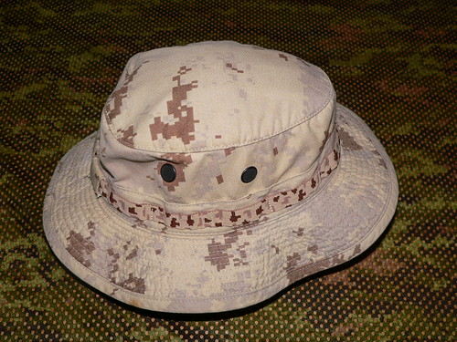 Boonie Hat CADPAT AR Perfil