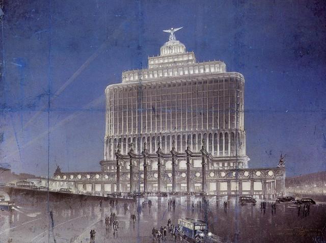 Чечулин_Аэрофлот_1935