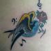 Tatuagem andorinha Swallow tattoo