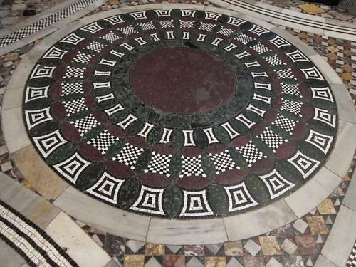floor in San Marco