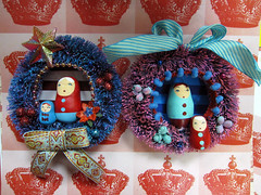 The Matryoshka Wreaths! 3