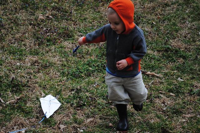 Rylan's kite