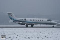 G-IZIP - 45-294 - Private - Learjet 45 - Luton - 101222 - Steven Gray - IMG_7188
