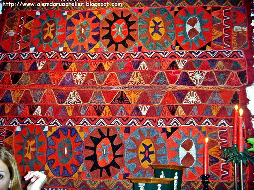 tapeçaria da Turquia
