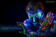 Project Universo (Von Wong) Tags: person galaxy bodypainting performer blanchet philppe mysteirous