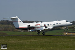 N820HB - 1024 - Private - Gulfstream IV - Luton - 100422 - Steven Gray - IMG_0299