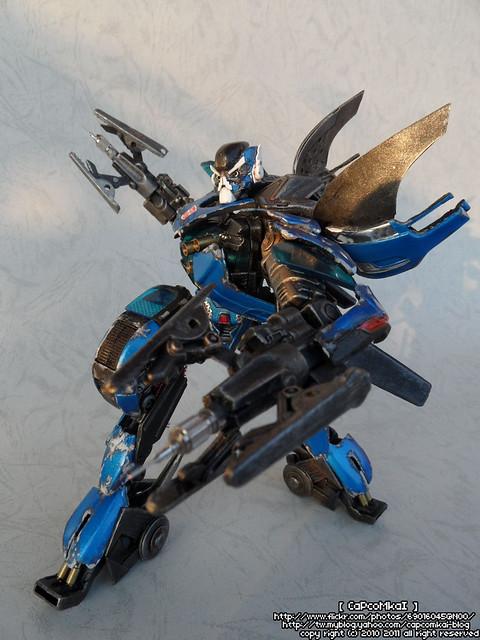 Transformers ROTF Jolt juguete 4