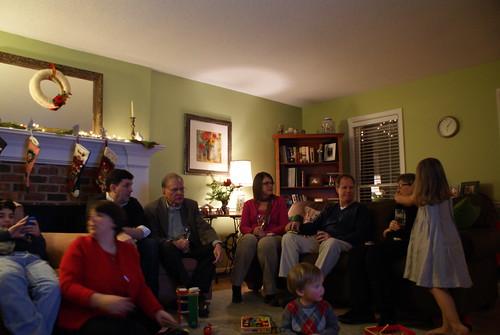Christmas Eve Crew