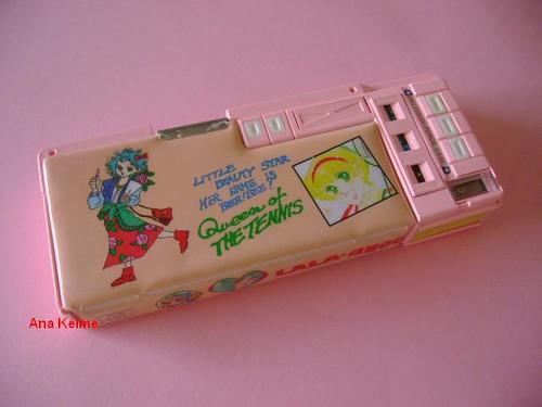 pencil cases Vintage