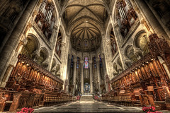 Cathedral Church of St John the Divine (Raf Ferreira) Tags: new york city nyc usa church st john cathedral united divine eua states rafael hdr cathedralchurchofstjohnthedivine ferreira peixoto