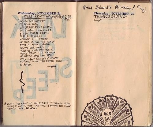 1954: November 24-25