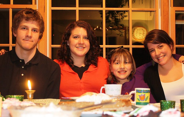 the sibs (james, rachel, mary, ruth)