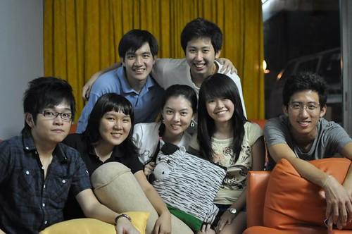 1Raymond,Meu Ye,Chee Li Kee.Kheng Hoe,Kheng Aik,Shi Ning,and Leon