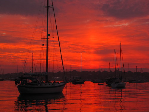 16 Sunrise July 21 Newport RI