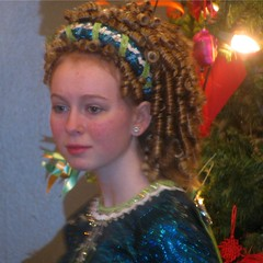 Molly After the Show I (edenpictures) Tags: molly picnik irishdancing museumofscienceindustry christmasaroundtheworld mcnultyirishdancers mcnultyschoolofirishdance