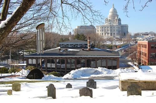 Windchime, Graveyard, Capitol