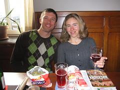 Ryan and Christine at Dorst