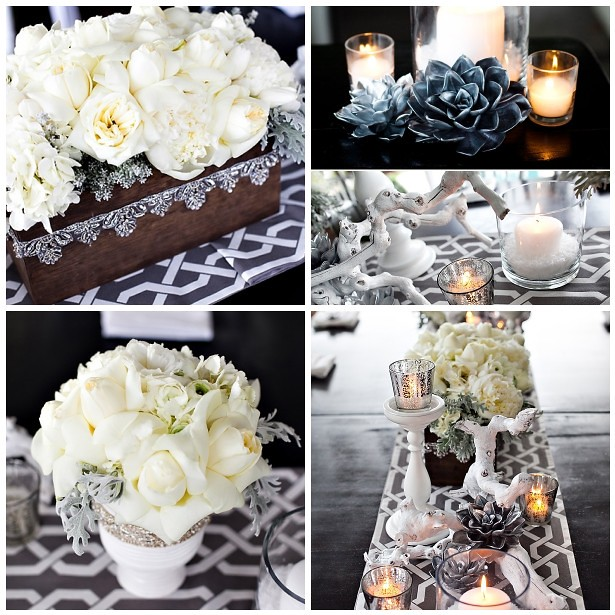 Glam Tablescape