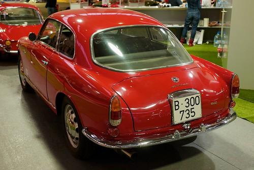 L9770514 - Auto Retro 2010 Alfa Romeo Giulia 1600 Sprint (1962)