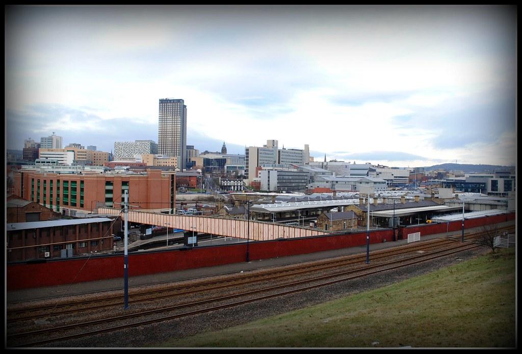 (4/365) Sheffield Cityscape