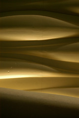waves on shapes (la pathtique) Tags: light texture wall bar wave d100 shape salerno
