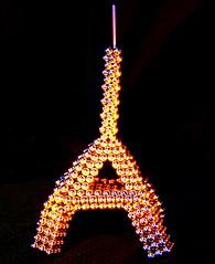The Eiffel Tower (jasonbbb711) Tags: ball toy earth magic balls magnets structure puzzle sphere zen to instructions how dots stellated nano companion nib magnet spheres rare tutorial bucky icosahedron dodecahedron instructional buckyball buckyballs neodymium shapeshifting stellate ndfeb neocube cybercube zenmagnets nanodots