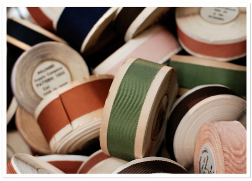 Grosgrain Ribbons