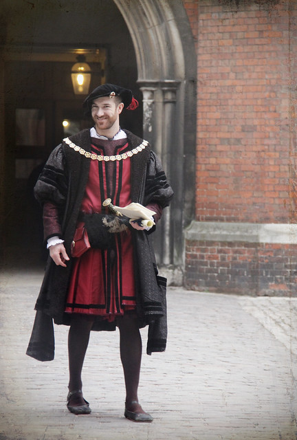 Tudor people