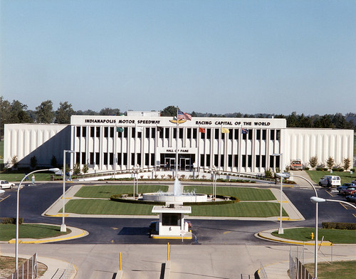 Hall of Fame Museum in 1976