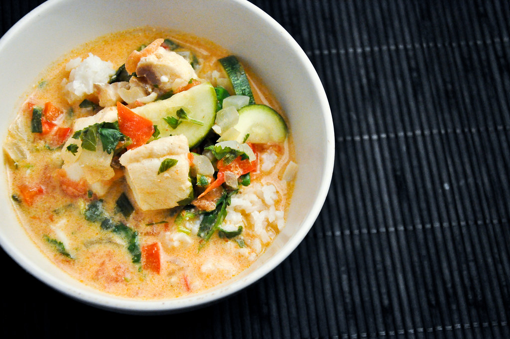 Moqueca (Brazilian Fish Stew) : Main dishes Forum : Active Low-Carber ...