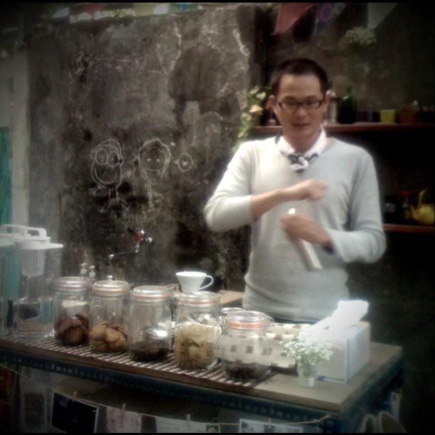高雄仁咖啡館