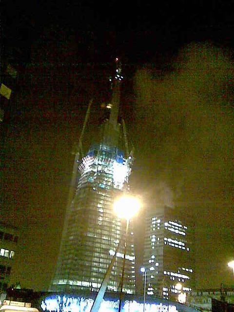 dalek building