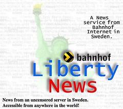 Bahnhof Liberty News