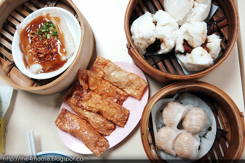 Wen Dao Shi 搵到食 - Dim Sum 点心