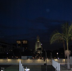 Night in LA