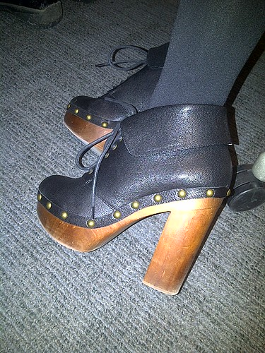 Solvang Clog by Jeffrey Campbell