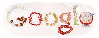 Google Laba Rice Porridge Festival Logo