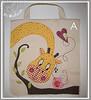 Girafa (Ateliê Maçã do Amor - By Carol Lidman) Tags: patchwork moldes patchcolagem coisasfofas tecdos