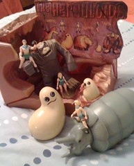 The Herculoids (Therin of Andor) Tags: christmas toys 2008 herculoids